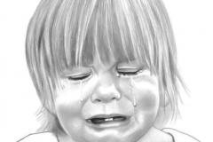 Huilend kindje
