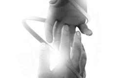 reikende hand